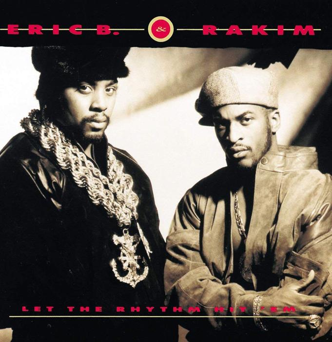 Eric B. & Rakim Eric B. & Rakim. Let The Rhythm Hit 'Em (2 LP) eric antoine bordeaux