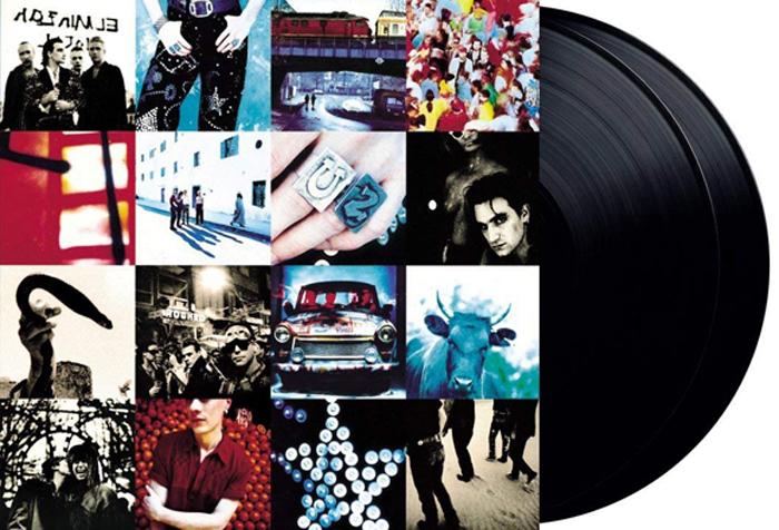 U2 U2. Achtung Baby (2 LP) u2 u2 zooropa 2 lp