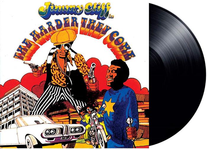 Джимми Клифф Jimmy Cliff. The Harder They Come (LP)