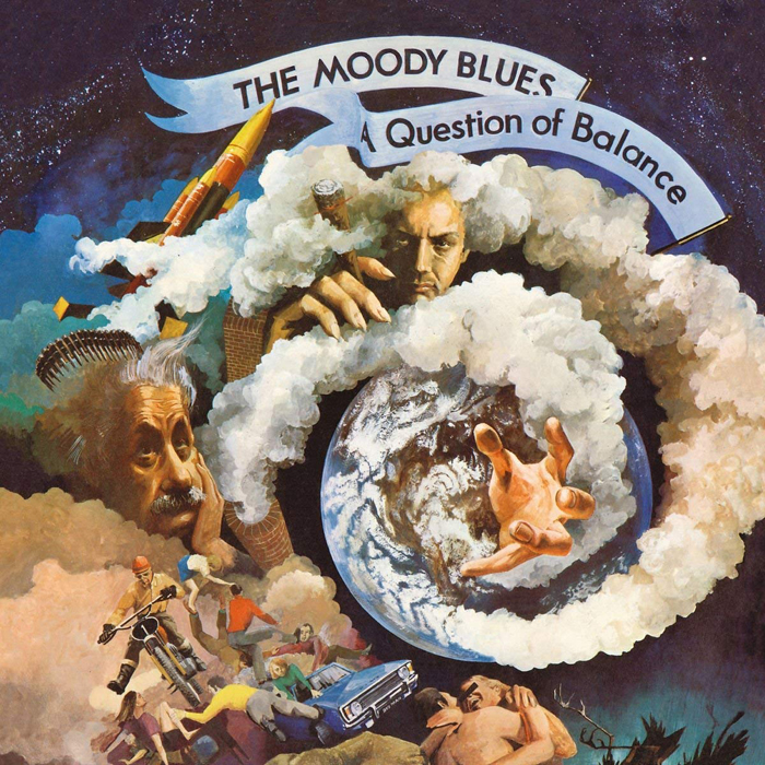 The Moody Blues The Moody Blues A Question Of Balance LP