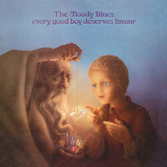The Moody Blues The Moody Blues Every Good Boy Deserves Favour LP