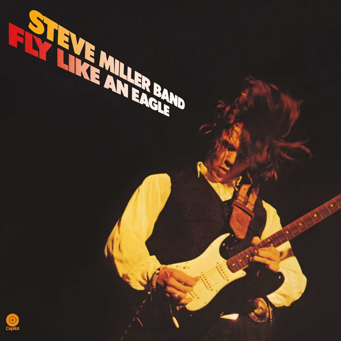 The Steve Miller Band Steve Miller Band. Fly Like An Eagle (LP) steve miller steve miller band fly like an eagle