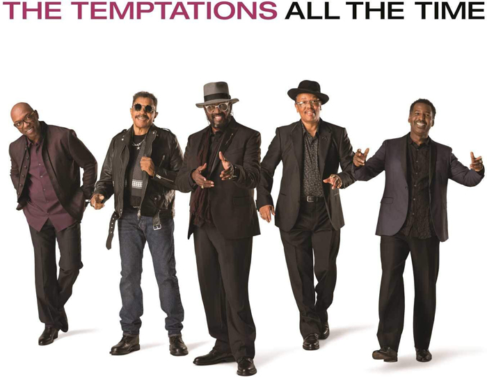 The Temptations The Temptations. All The Time (LP) the devil all the time