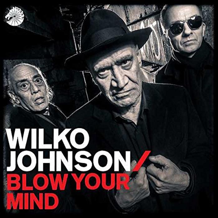лучшая цена Вилко Джонсон Wilko Johnson. Blow Your Mind (LP)