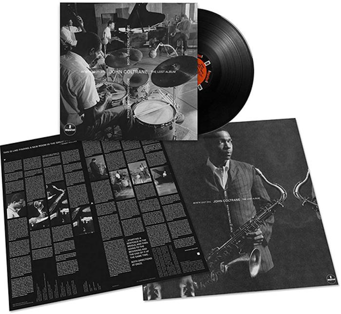Джон Колтрейн John Coltrane. Both Directions At Once. The Lost Album (LP) джон колтрейн john coltrane giant steps the best of the early years 10 cd