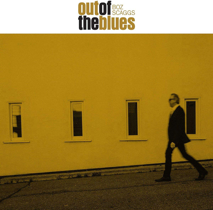 """""""Boz Scaggs"""" Boz Scaggs. Out Of The Blues (LP)"""