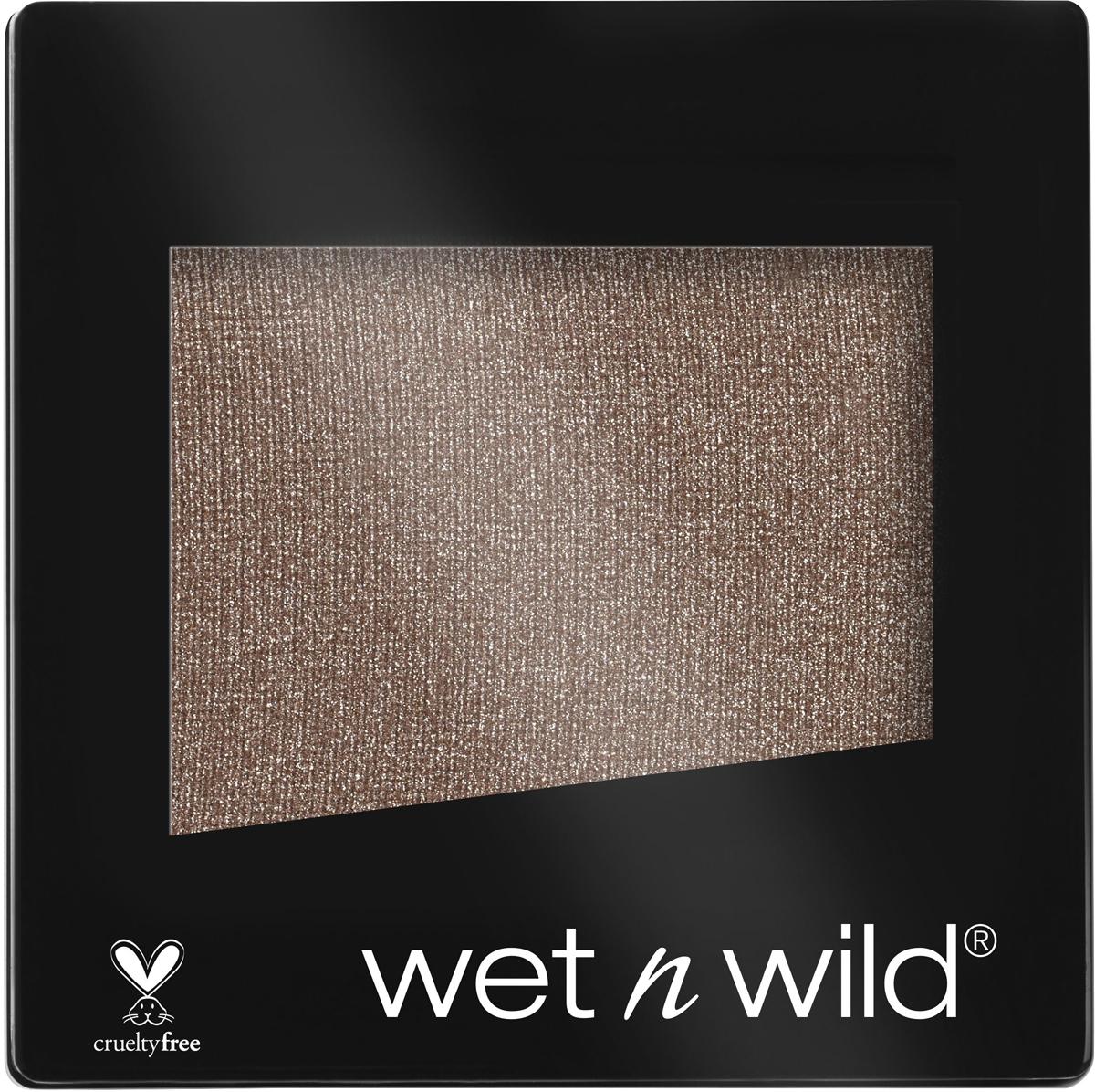 Wet n Wild Тени для век одноцветные Color Icon Eyeshadow Single, тон Nutty, E343a