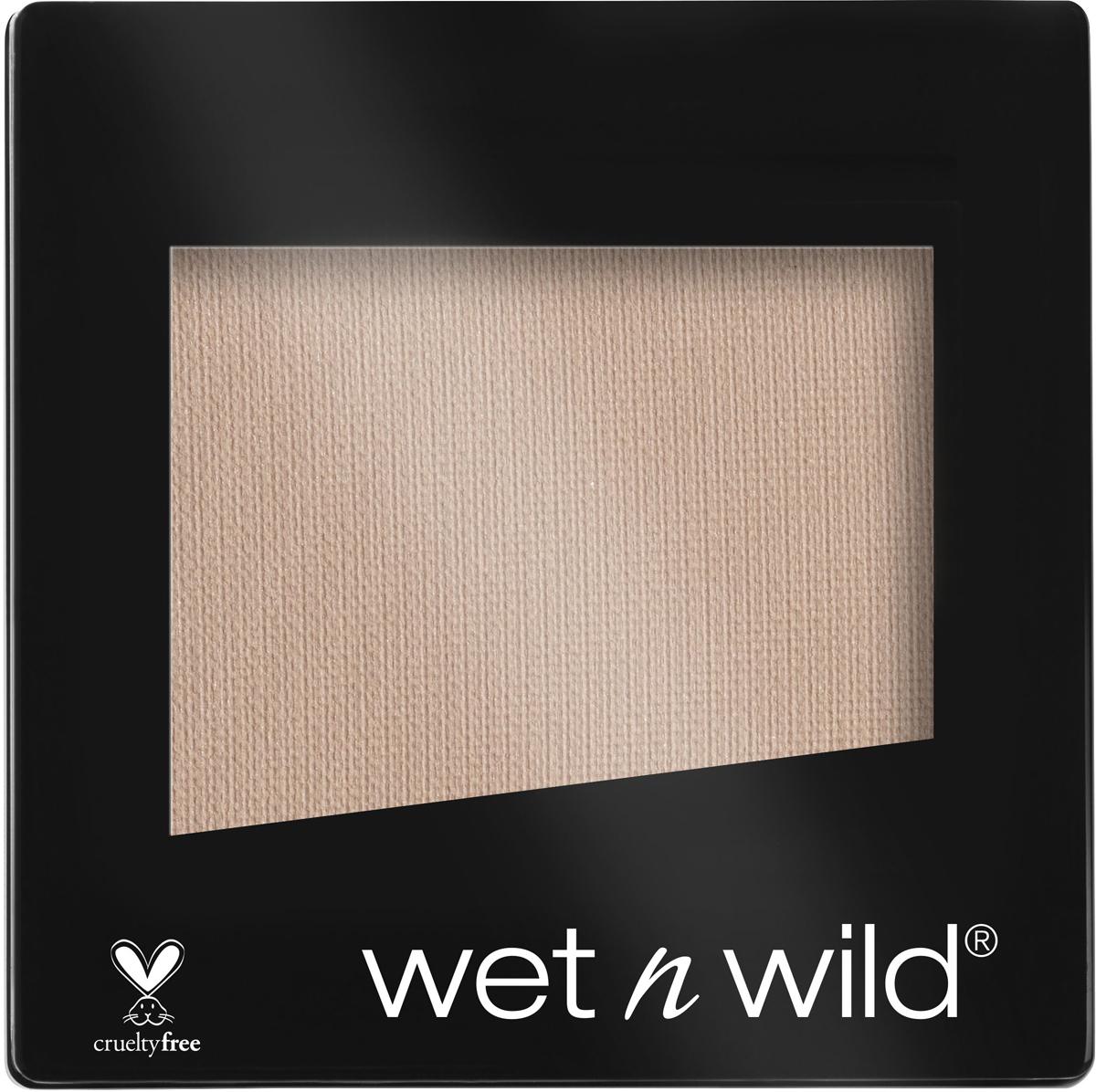 Wet n Wild Тени для век одноцветные Color Icon Eyeshadow Single, тон Brulee, E348a