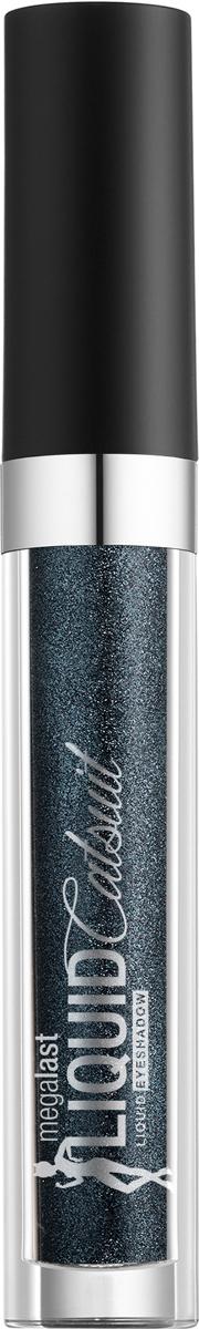 Wet n Wild Тени для век жидкие Megalast Liquid Catsuit Metallic  Eyeshadow, тон Gun , E567c
