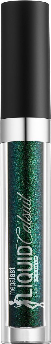 Wet n Wild Тени для век жидкие Megalast Liquid Catsuit Metallic  Eyeshadow, тон Emerald Gaze, E568a