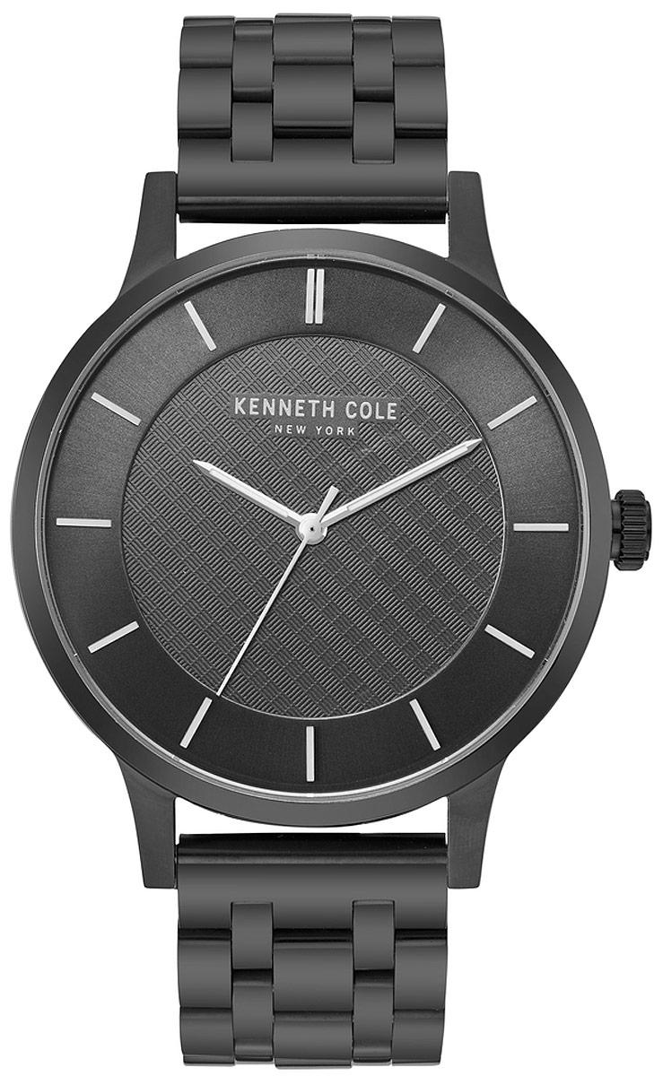 Наручные часы мужские Kenneth Cole Classic, цвет: серый. KC50195003 все цены