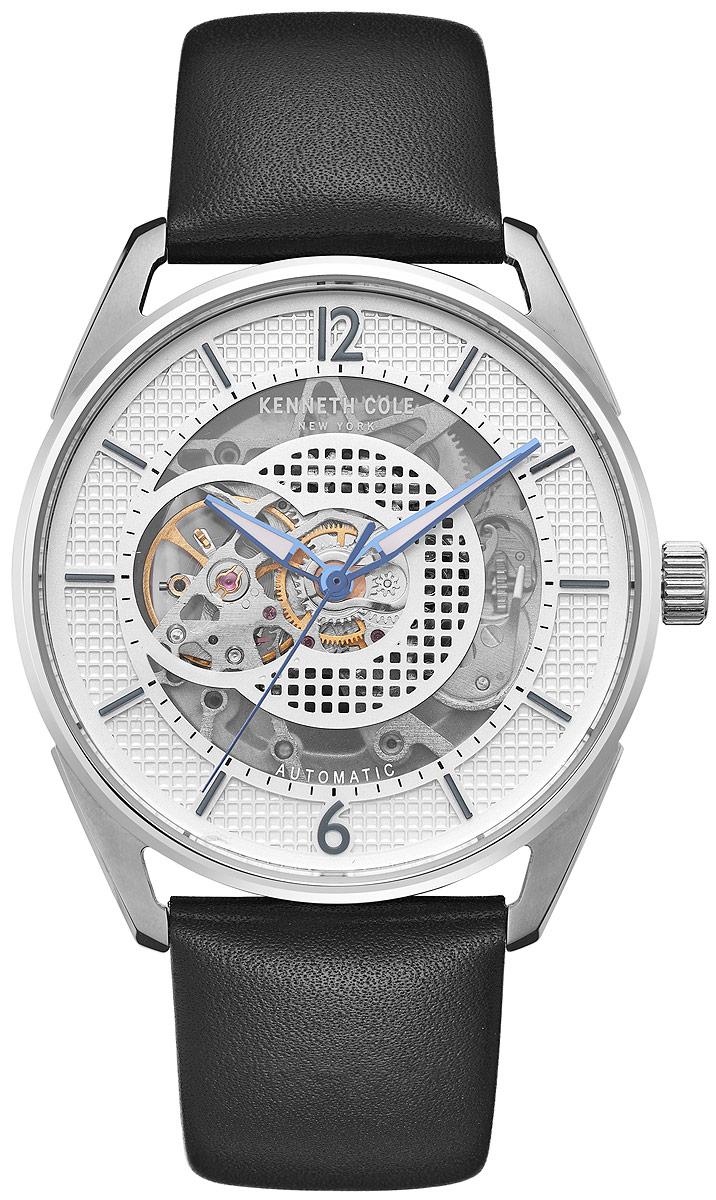 Наручные часы мужские Kenneth Cole Automatic, цвет: черный. KC50205001 все цены
