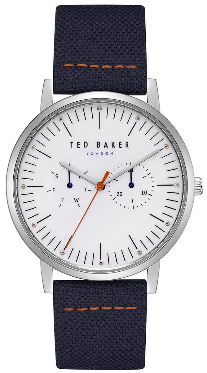 Наручные часы мужские Ted Baker Brit, цвет: черный. TE50274001