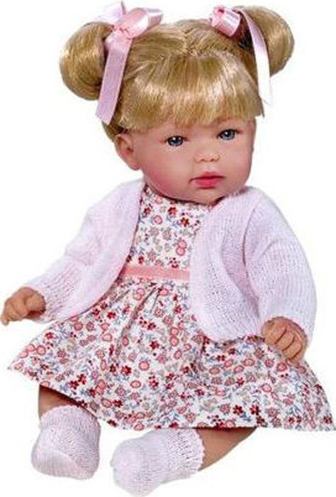 Vestida de Azul Кукла Оливия блондинка с хвостиками Весна озвученная