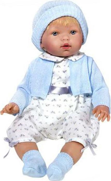Vestida de Azul Кукла Тонино-инфант в голубом туалете