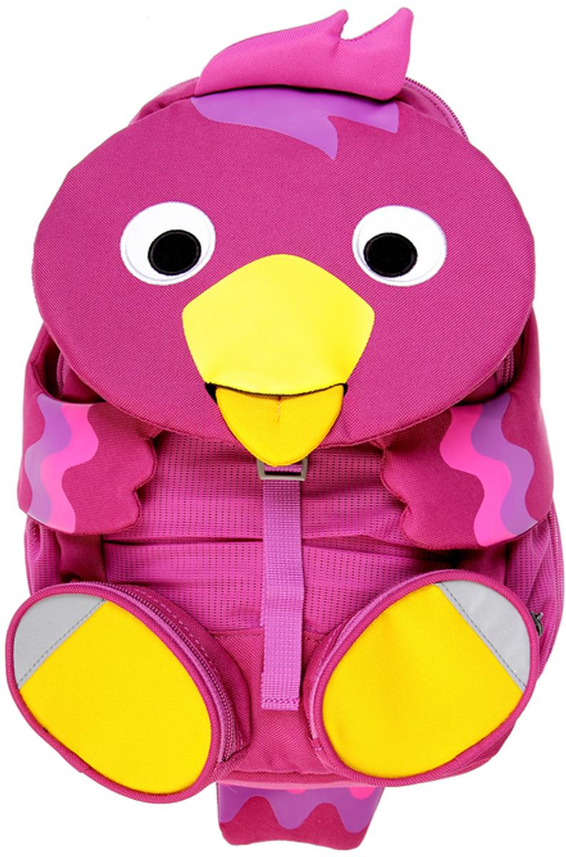 Affenzahn Рюкзак детский Bibi Bird Птица цвет фиолетовый