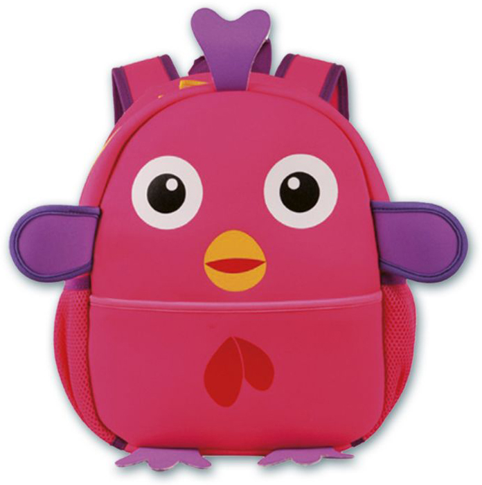 Феникс+ Рюкзак детский Птенчик цвет розовый