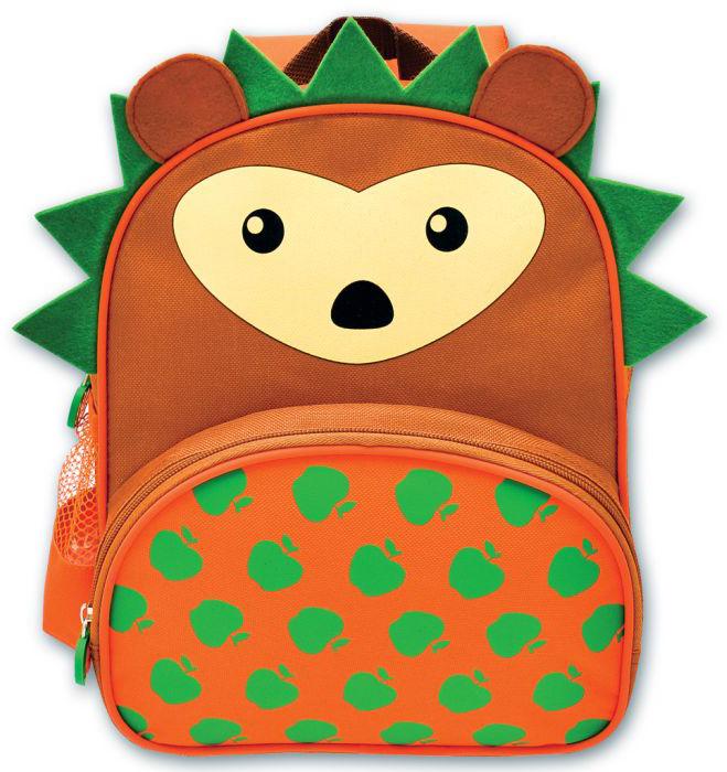 Феникс+ Рюкзак детский Ежик цвет коричневый