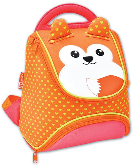 Феникс+ Рюкзак детский Лисичка цвет оранжевый