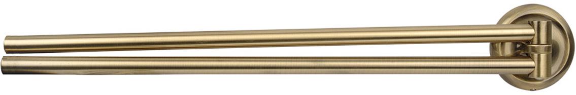 """Держатель для полотенца Verran """"Antico"""", поворотный, цвет: бронза. 264-15"""