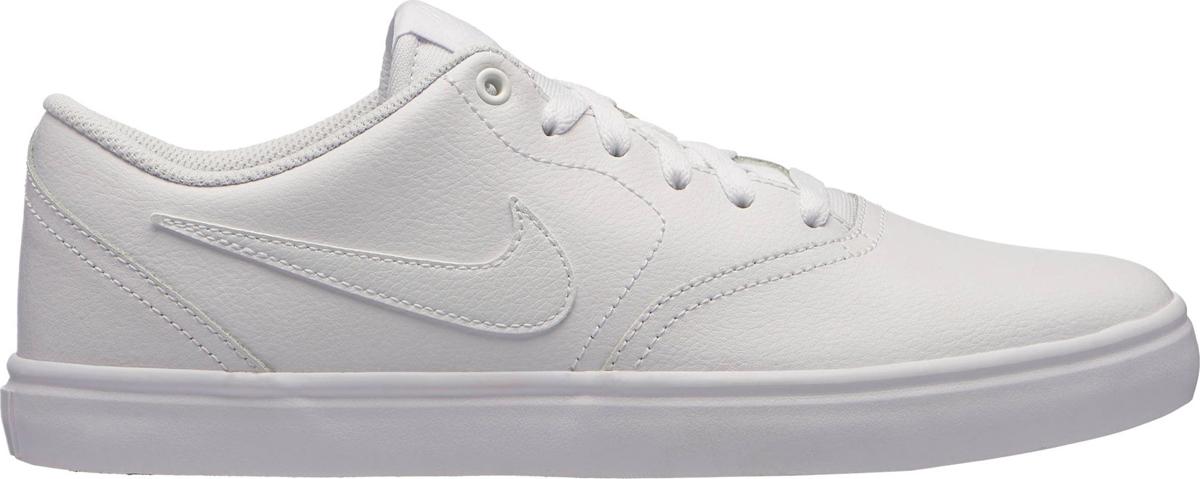 2ca589c5 Кеды Nike SB Check Solarsoft Skateboarding — купить в интернет-магазине  OZON с быстрой доставкой