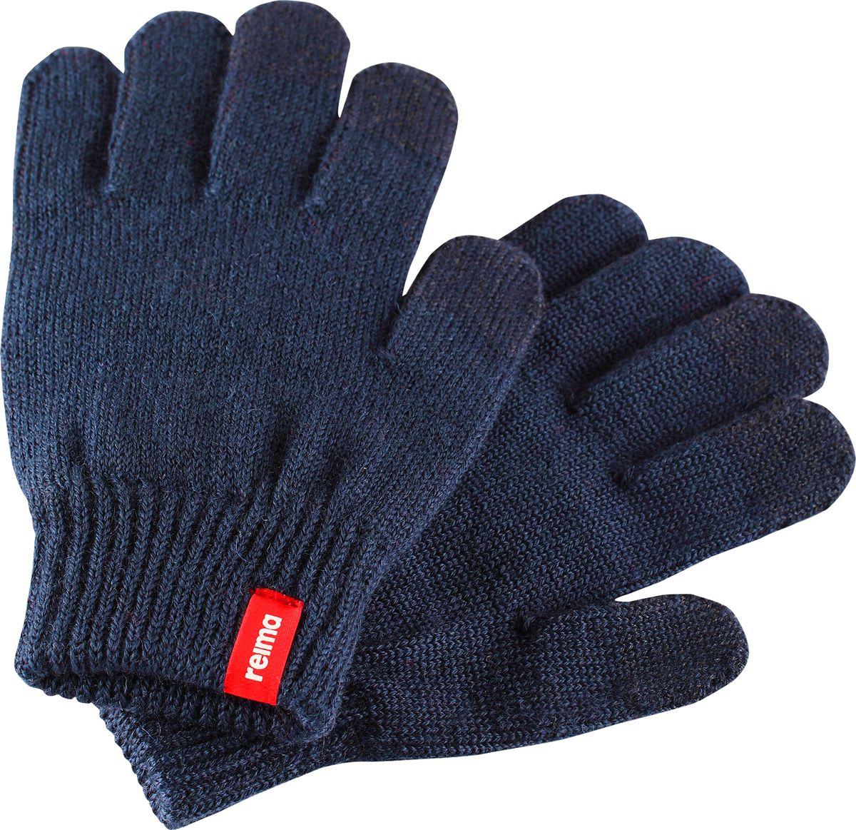 Перчатки Reima теплые перчатки для сенсорных дисплеев harsika р uni 0614