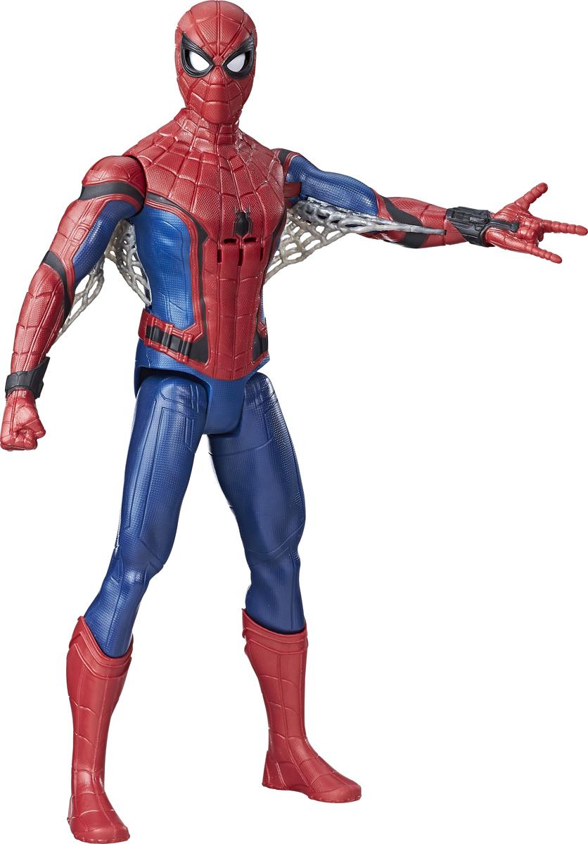 Фигурка Spider-Man Титан, электронная spider man фигурка с аксессуарами kid arachnid