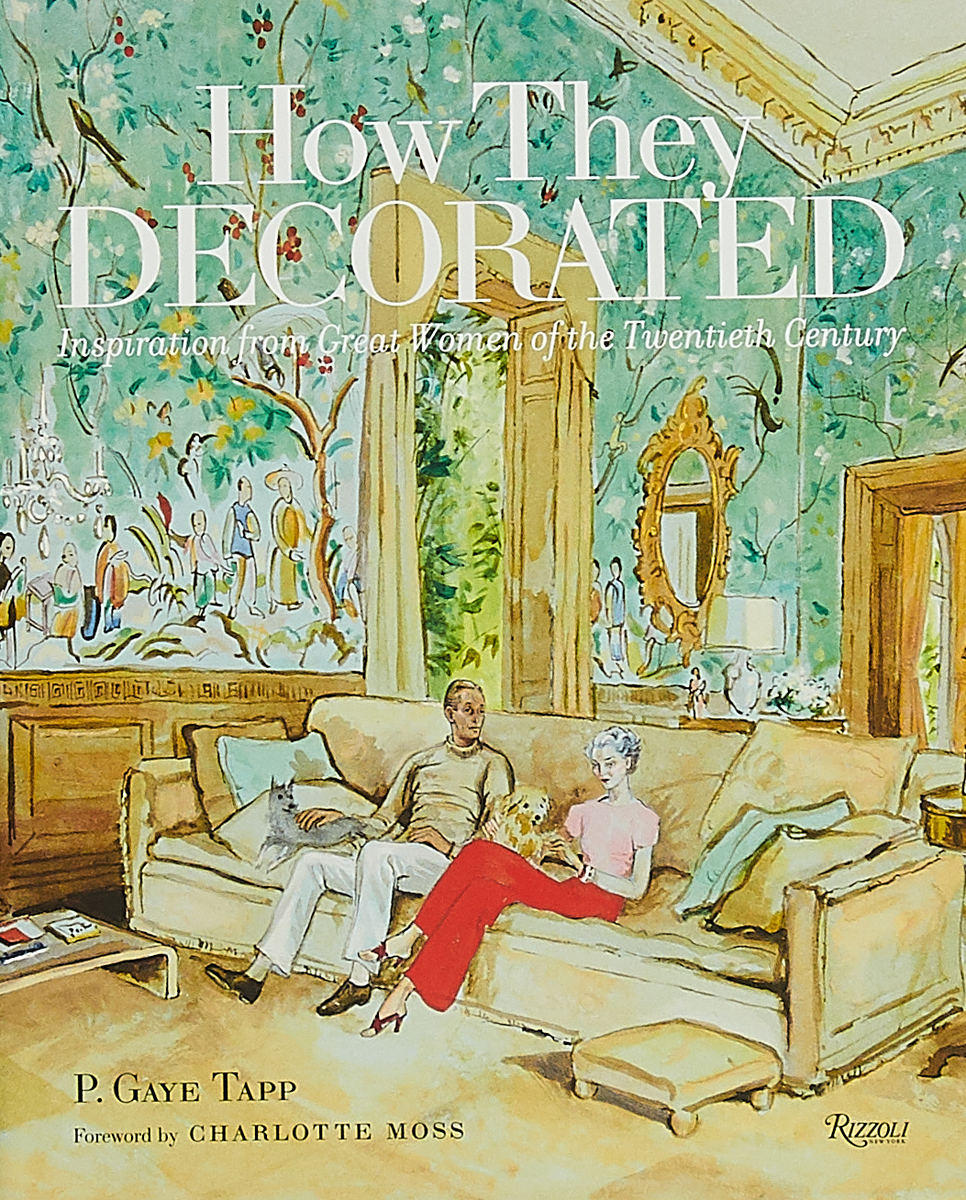 How They Decorated: Inspiration from Great Women of the Twentieth Century pair of exaggerated chic style rinestone embellished drop earrings for women