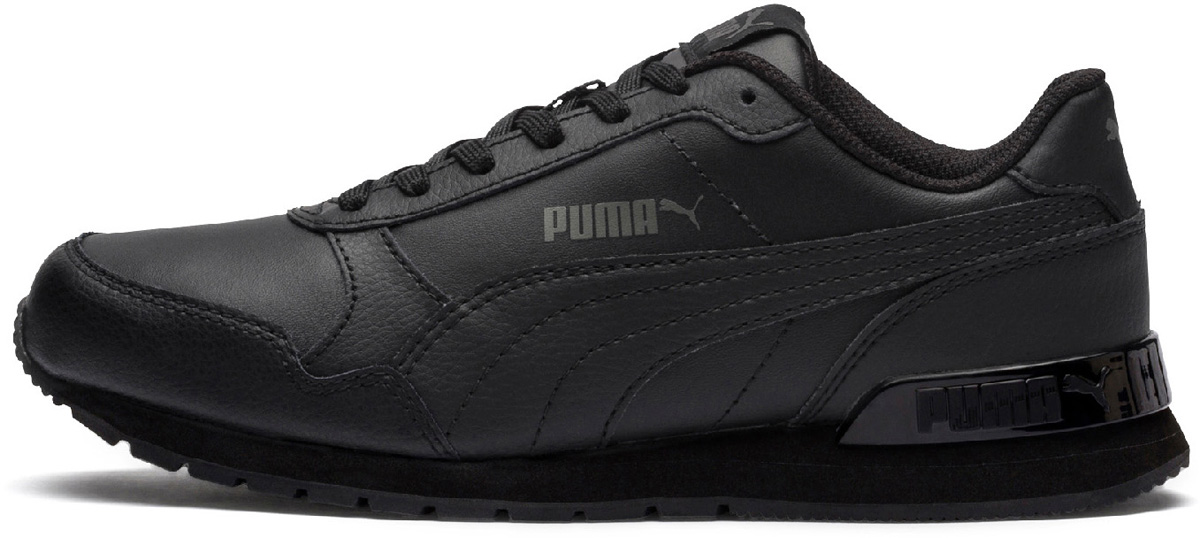 05bf0343 Кроссовки PUMA ST Runner v2 L Jr — купить в интернет-магазине OZON с  быстрой доставкой