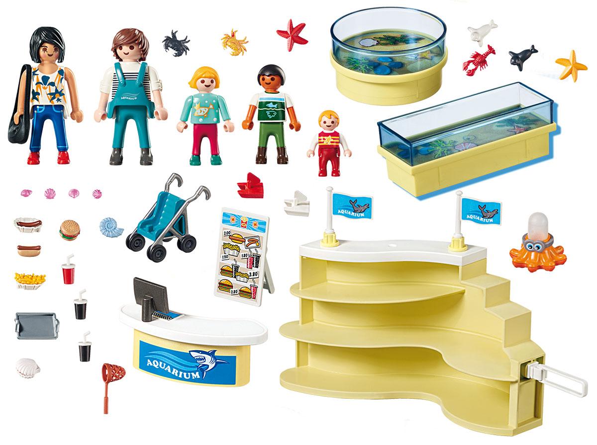 Playmobil Игровой набор Аквариум Магазин аквариумов