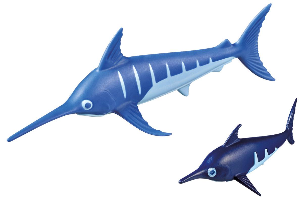 Playmobil Игровой набор Аквариум Рыба-меч с детенышем playmobil игровой набор аквариум рыба меч с детенышем