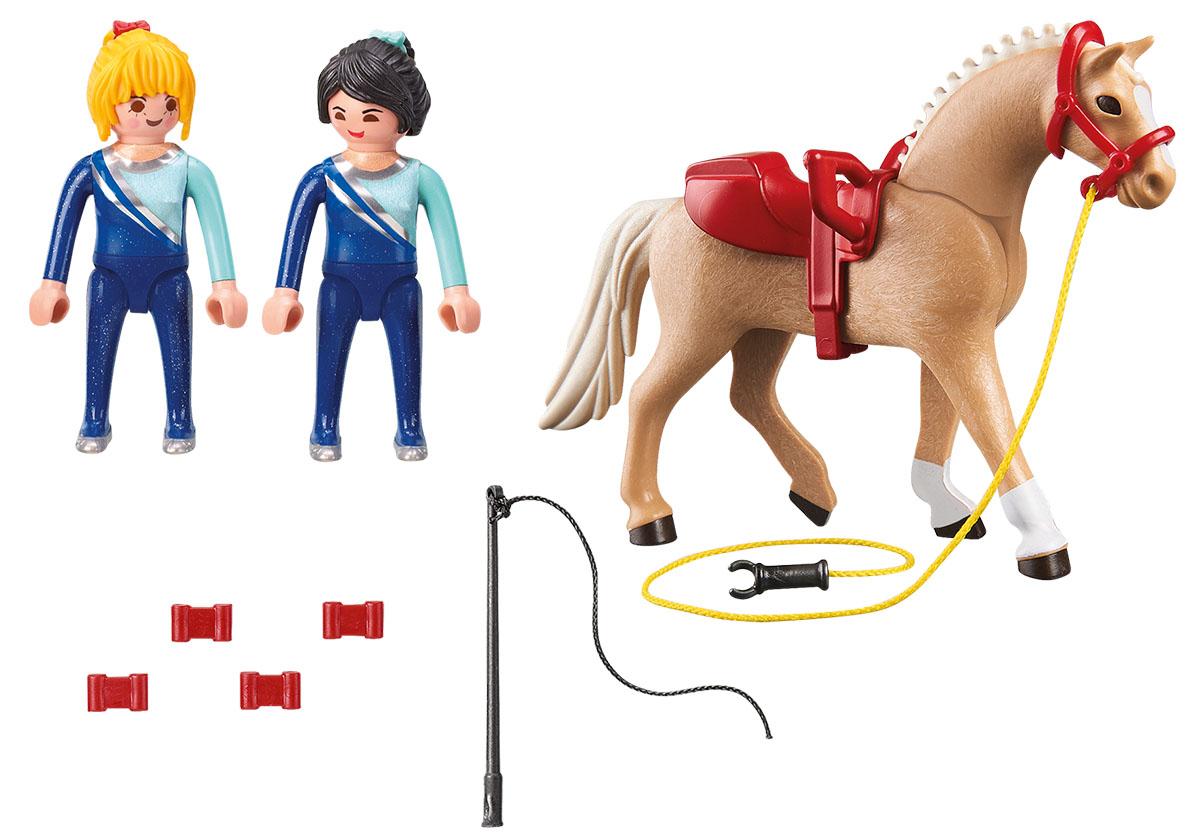Playmobil Игровой набор Вольтижировка для прыжков