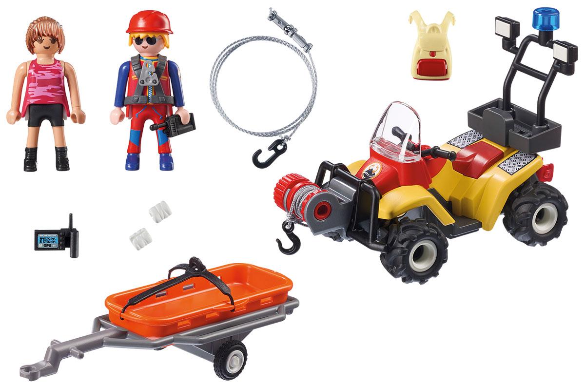 Playmobil Игровой набор Горноспасательная Горноспасательная гвардия