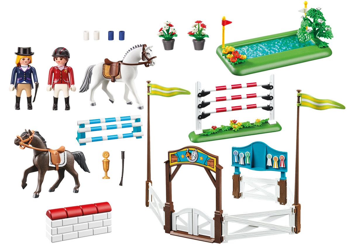 Playmobil Игровой набор Лошадиное шоу