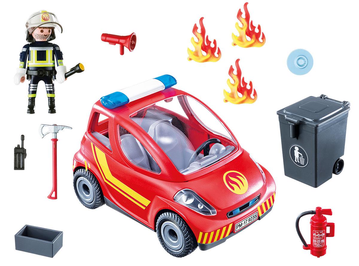 Playmobil Игровой набор Пожарник с машиной
