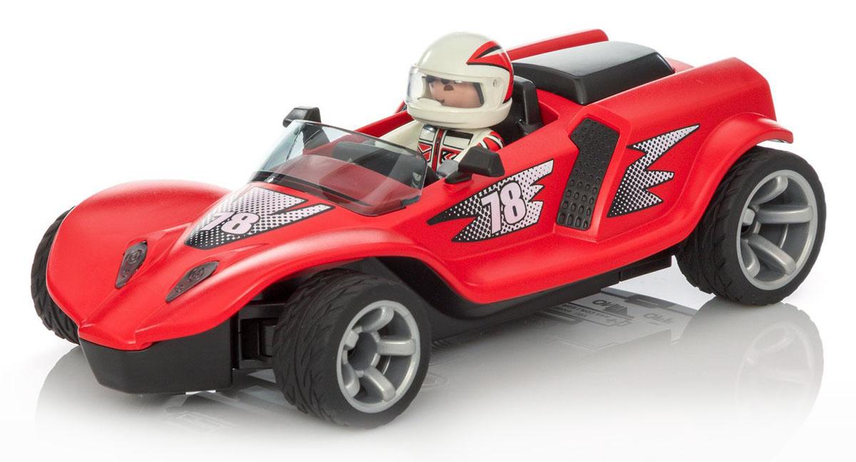 Playmobil Игровой набор Радиоуправляемый ракетный гонщик