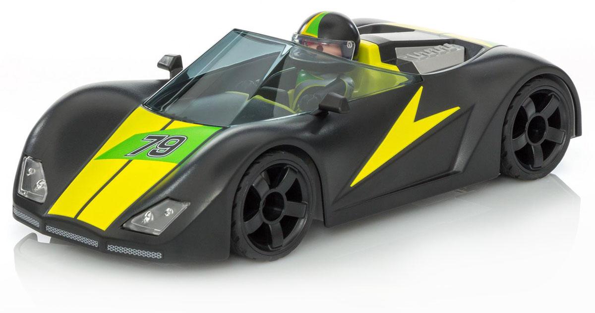 Playmobil Игровой набор Радиоуправляемый турбо-гонщик