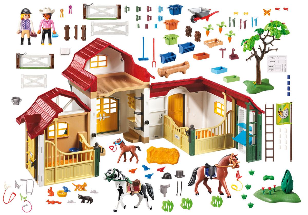 Playmobil Игровой набор Ферма Лошадиная ферма playmobil ферма лошадиная ферма 6926