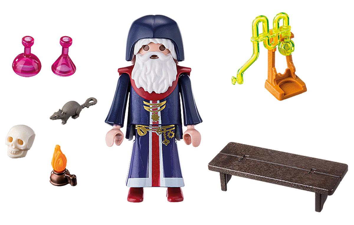 Playmobil Игровой набор Экстра-набор Алхимик с зельями