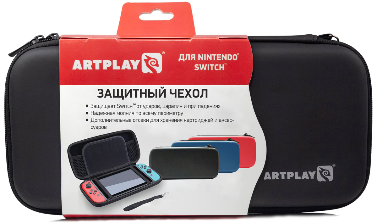 Чехол Artplays для Nintendo Switch