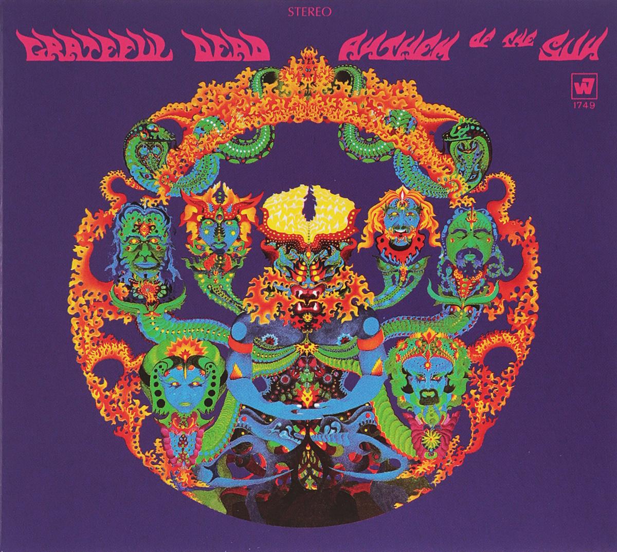 цена на The Grateful Dead Grateful Dead. Anthem Of The Sun (50th Anniversary Deluxe Edition) (2 CD)