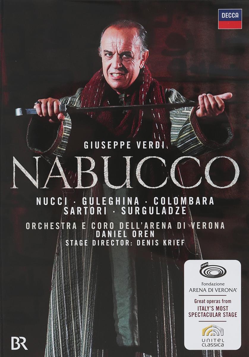 Leo Nucci, Verdi: Nabucco verdi nabucco arena di verona