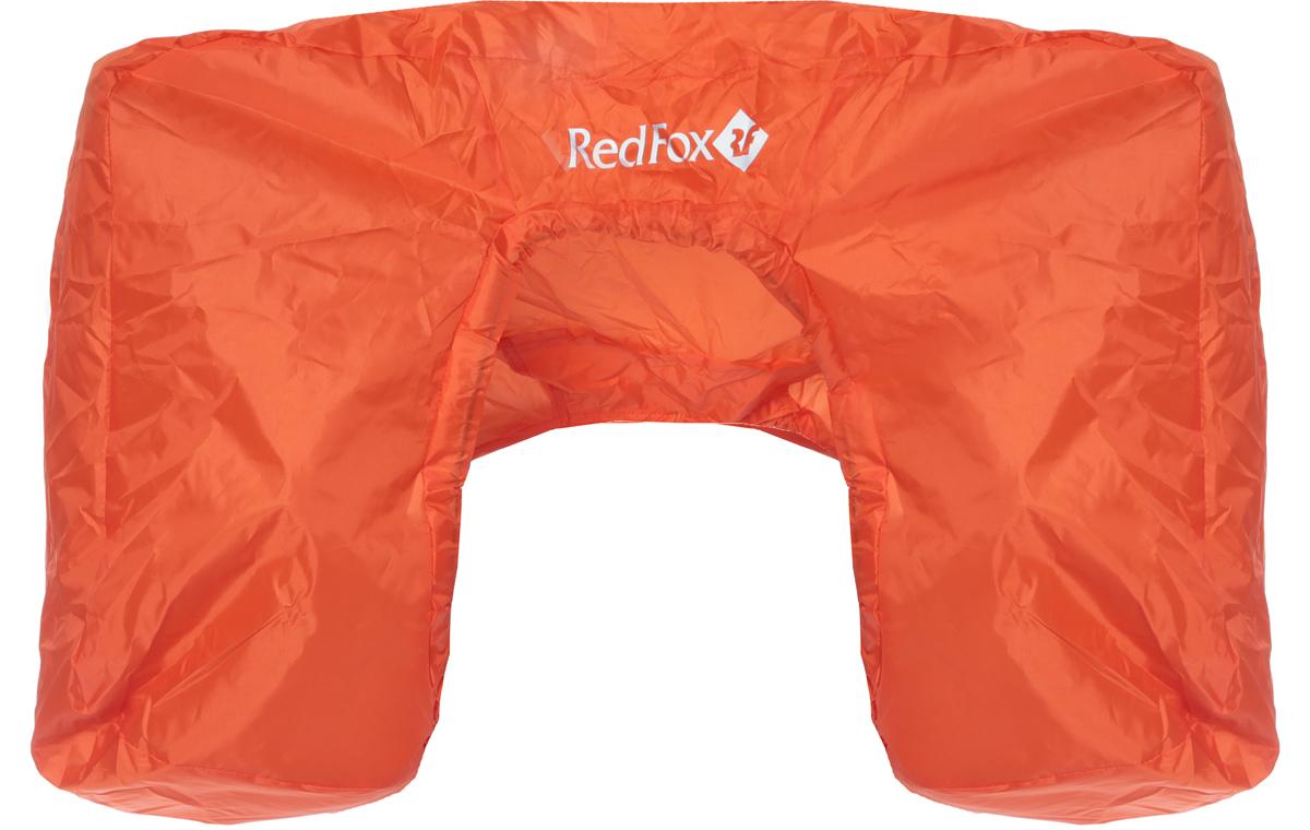 Чехол для сумки на багажник Red Fox, цвет: оранжевый