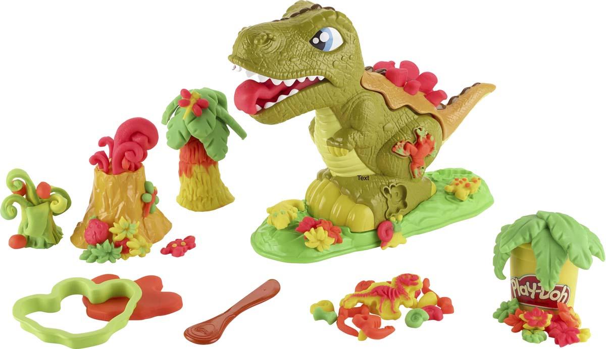 """Игровой набордля лепки Play-Doh """"Могучий Динозавр"""""""