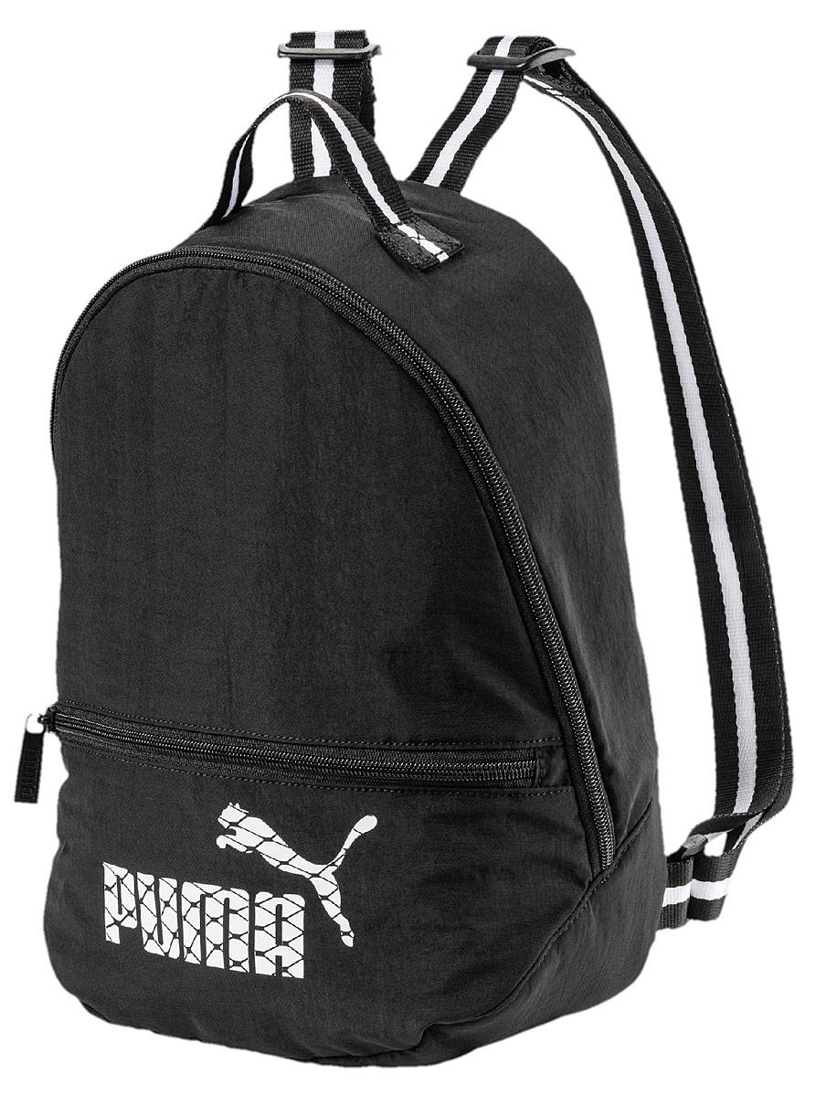 41f0506f7cf1 Рюкзак женский Puma WMN Core Archive Backpack, цвет: черный. 07540102
