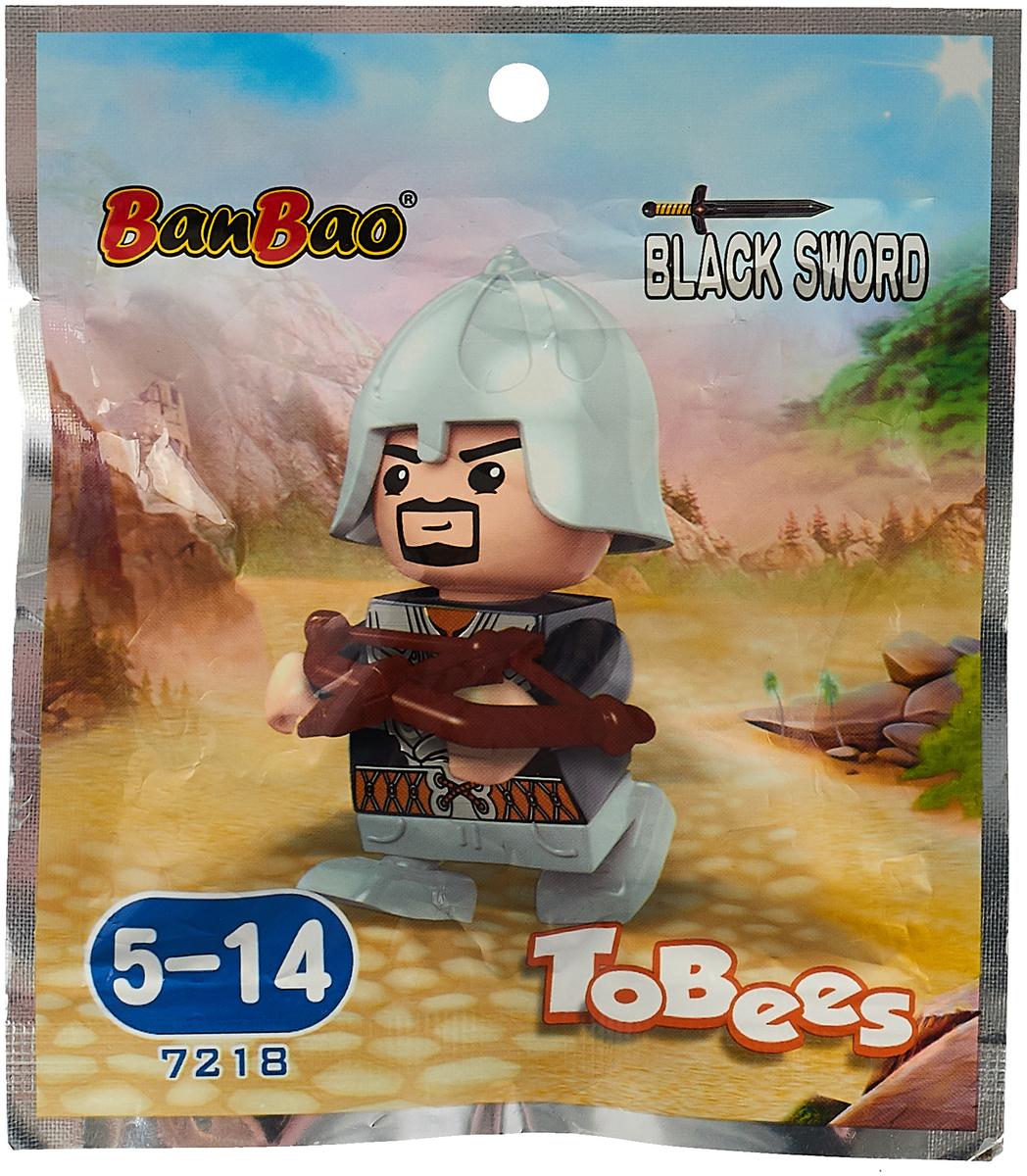 цены на BanBao Конструктор Фигурка Tobees  в интернет-магазинах