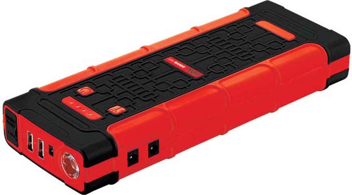 цена на Пусковое устройство Fubag Drive 600, 18000 мАч, цвет: красный, черный