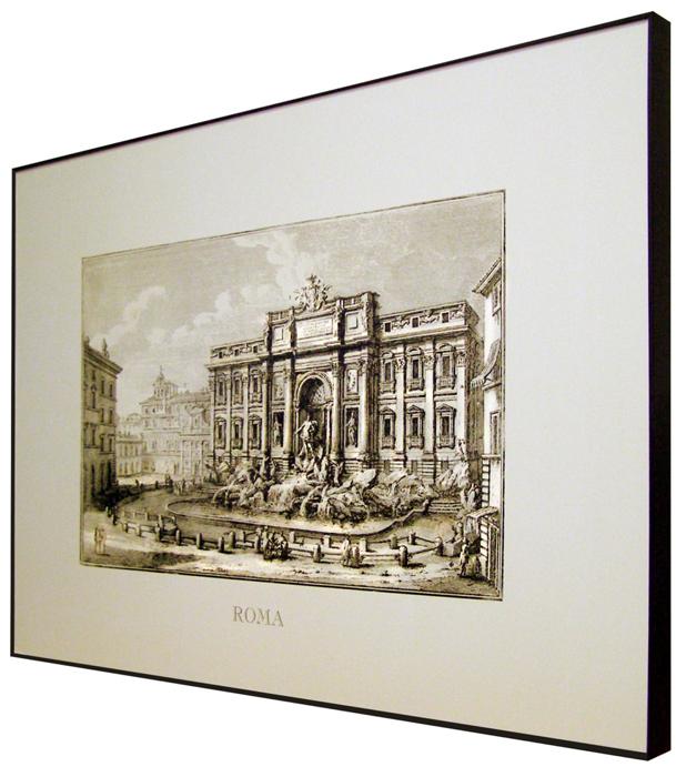 "Картина Dekart ""Рим"", 50 х 70 х 2 см"