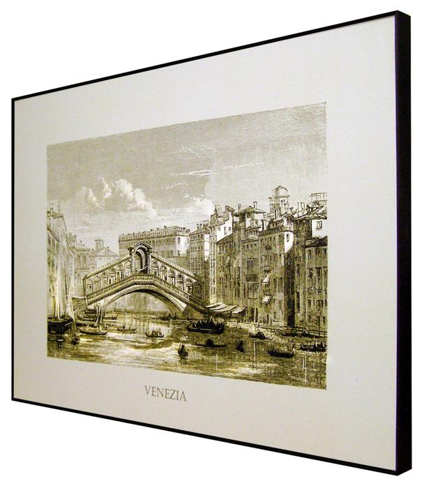 "Картина Dekart ""Венеция"", 50 х 70 х 2 см"