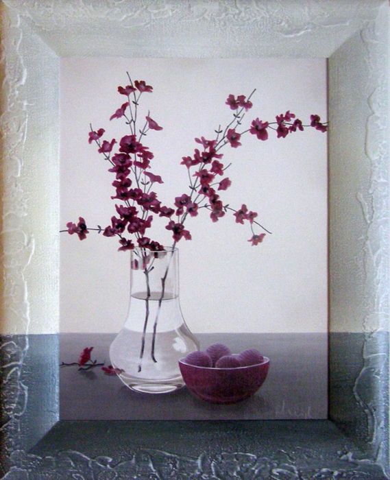 """Картина Dekart """"Королевский цветок 2"""", 41,5 х 51,5 х 2 см"""